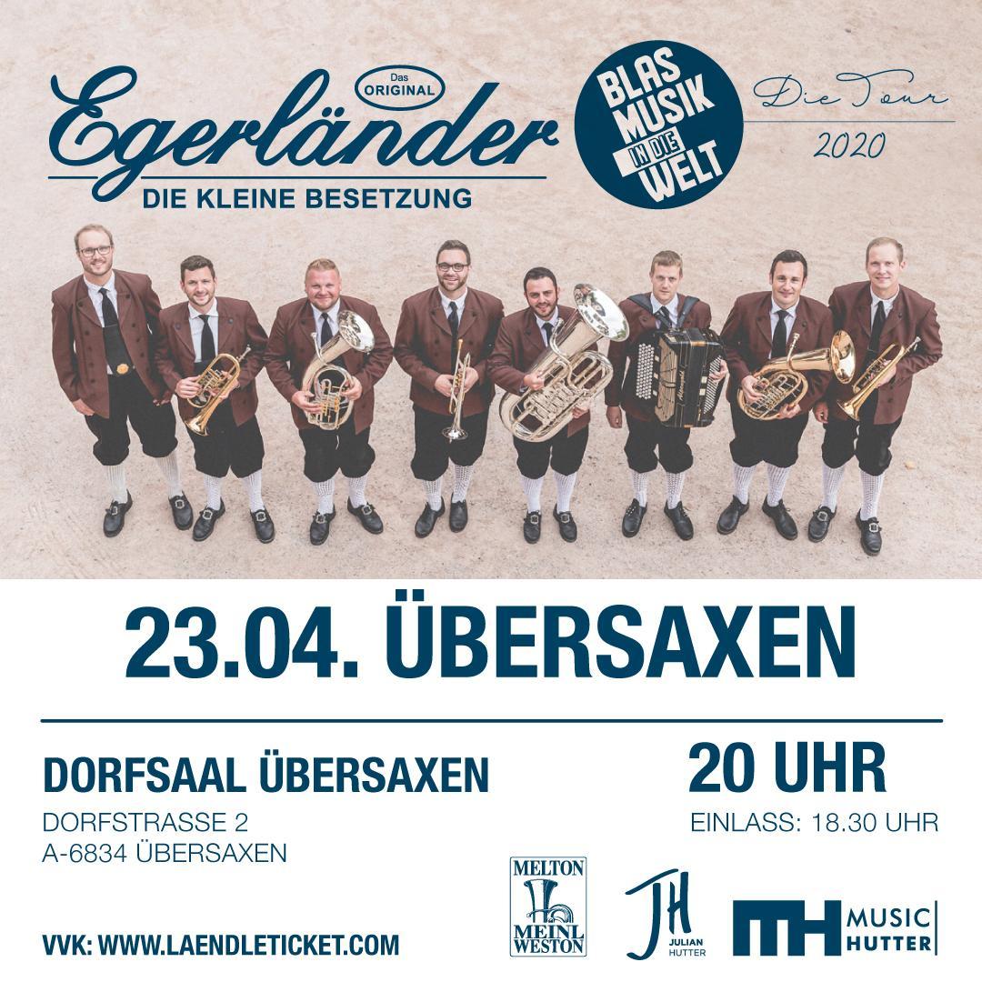 CD Präsentation: Die kleine Egerländer Besetzung - DAS ORIGINAL
